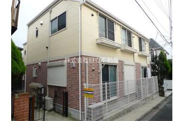 北沢シンフォニア1階1K 賃貸アパート