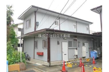笹塚ハイツC棟1階2K 賃貸アパート