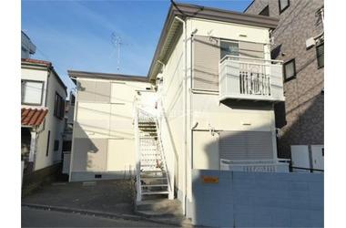 コスモバーバラ1階1K 賃貸アパート