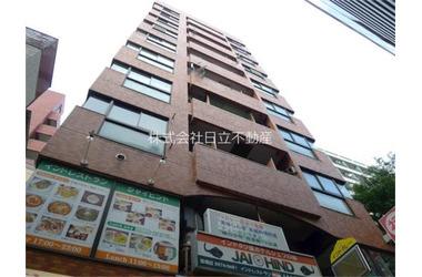 クレセントプラザ笹塚8階1K 賃貸マンション