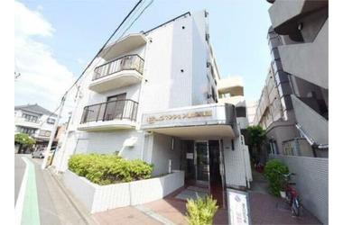 モナークマンション堀切菖蒲園4階1K 賃貸マンション