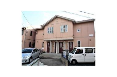 サニーコート青山Ⅱ2階2LDK 賃貸アパート