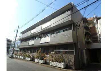 サニーコートナカイ 3階 2DK 賃貸マンション