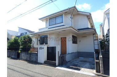 荏田西4丁目貸家 1-2階 3LDK 賃貸一戸建て
