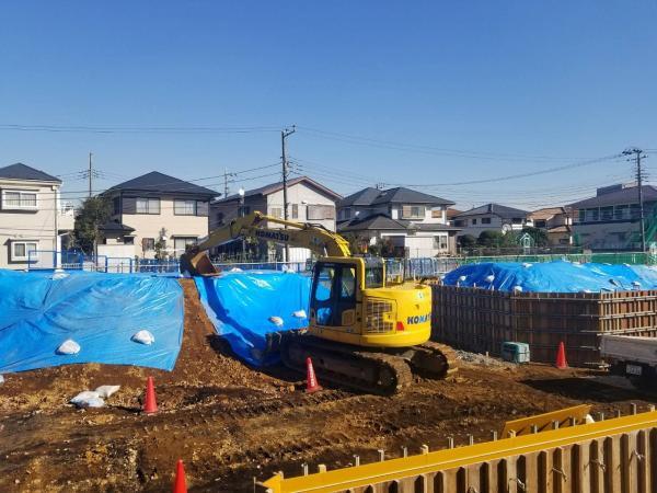 建築条件付売地 六会日大前/神奈川県藤沢市亀井野