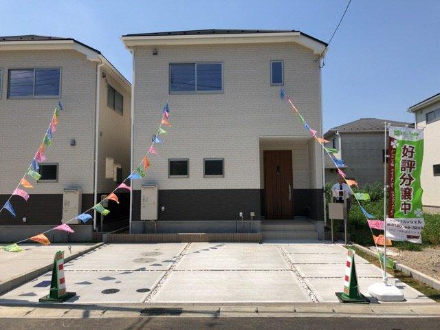 リーブルガーデン・市川市柏井町2丁目 全6棟 新築分譲住宅/千葉県市川市柏井町2丁目