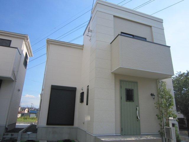 新築一戸建て 全2棟 グランドウォークインクロゼット約5帖がある家/千葉県習志野市藤崎6丁目