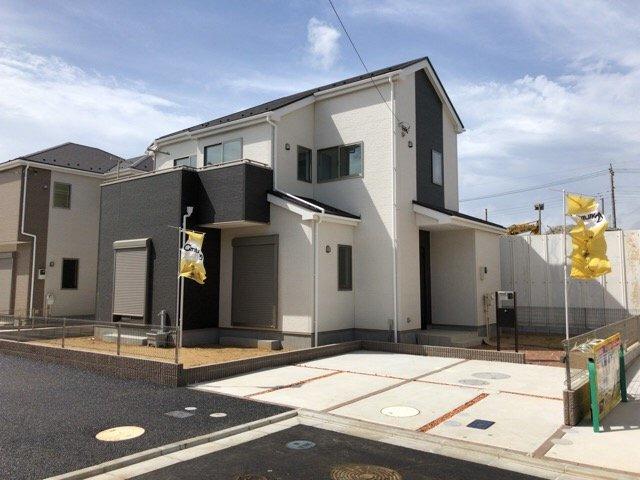 グラファーレ・船橋市二和西2丁目 新築一戸建て 全4棟/千葉県船橋市二和西2丁目