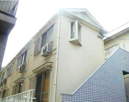 中目黒 徒歩16分 2階 1K 賃貸アパート