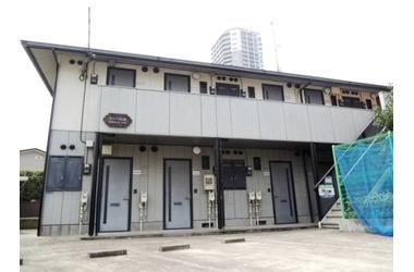 上野 徒歩13分1階1K 賃貸アパート