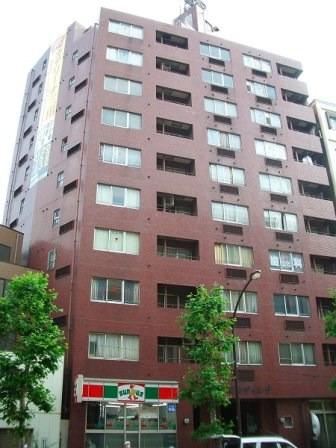 田町 徒歩6分 9階 1R 賃貸マンション