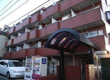 恵比寿 徒歩24分 4階 1K 賃貸マンション