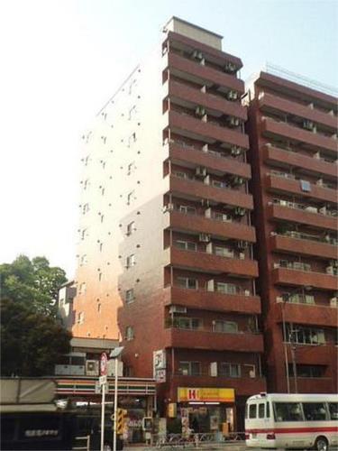 田町 徒歩10分 9階 1K 賃貸マンション