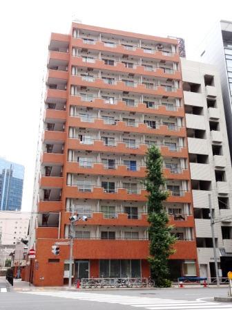 浜松町 徒歩8分 8階 1R 賃貸マンション