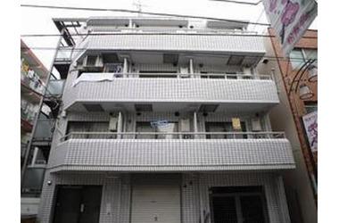 梅ヶ丘 徒歩7分4階1K 賃貸マンション