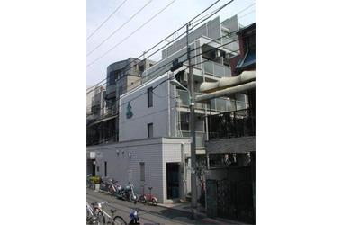 参宮橋 徒歩8分4階1R 賃貸マンション