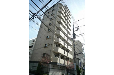 上野 徒歩13分6階1K 賃貸マンション