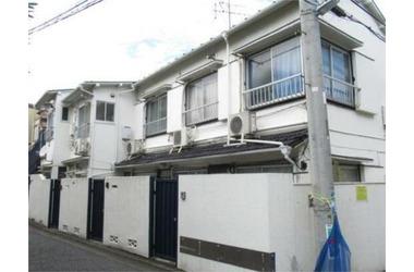 中目黒 徒歩7分2階1R 賃貸アパート