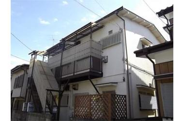 上石神井 徒歩12分 2階 1K 賃貸アパート