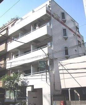 中目黒 徒歩14分 4階 1R 賃貸マンション