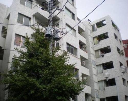 赤坂 徒歩6分 1階 1R 賃貸マンション