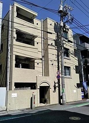 笹塚 徒歩6分 4階 1R 賃貸マンション