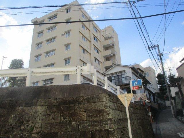 牛込中央マンション/東京都新宿区弁天町