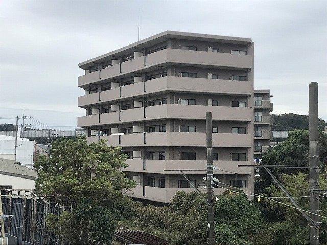 ヴィルアンシャン鎌倉/神奈川県鎌倉市台3丁目