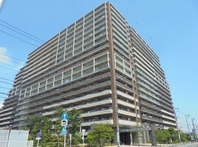 フォレシアムコンフォートタワー/神奈川県川崎市川崎区中瀬3丁目