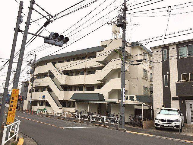 千歳台ヒミコマンション/東京都世田谷区千歳台2丁目