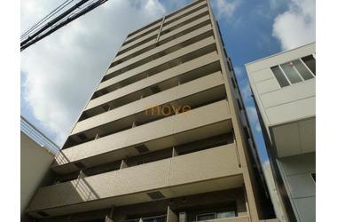 大阪天満宮 徒歩4分 8階 1R 賃貸マンション