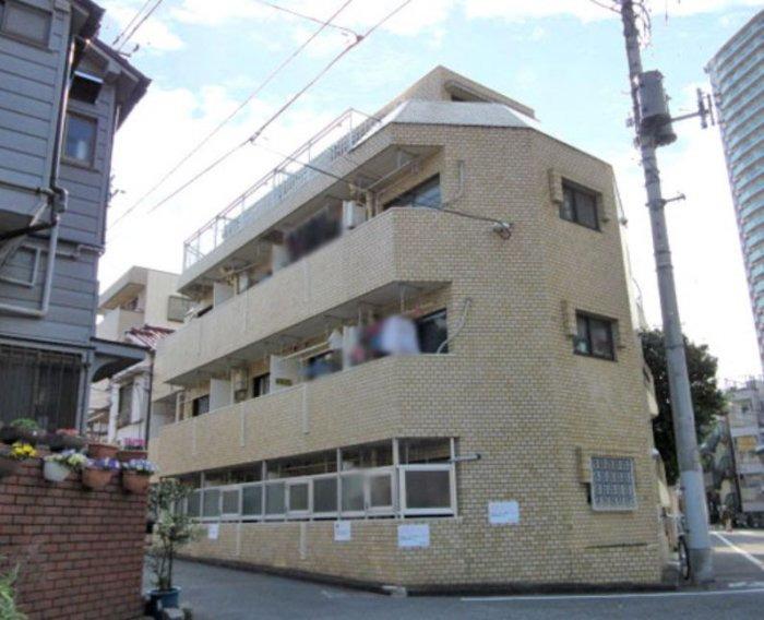 メゾンドエクセレ/東京都新宿区北新宿4丁目31-9