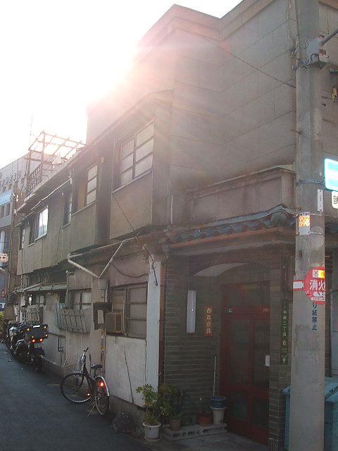 白百合荘2階2R 賃貸アパート