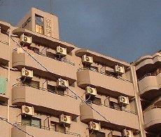 シティーライフ都島7階1R 賃貸マンション