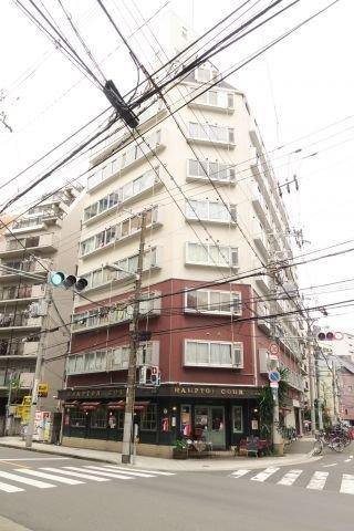 昭和グランドハイツ同心 3階 1R 賃貸マンション