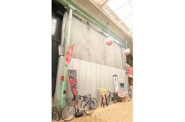 天神橋筋六丁目 徒歩5分 1階 16.43坪/シャレード中崎