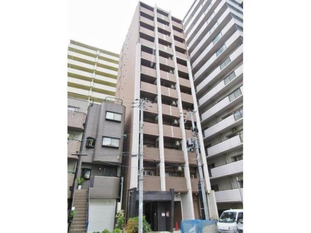 堺筋本町 徒歩12分2階1K 賃貸マンション