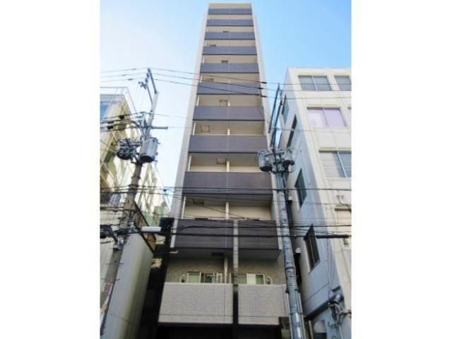 堺筋本町 徒歩9分 3階 1K 賃貸マンション