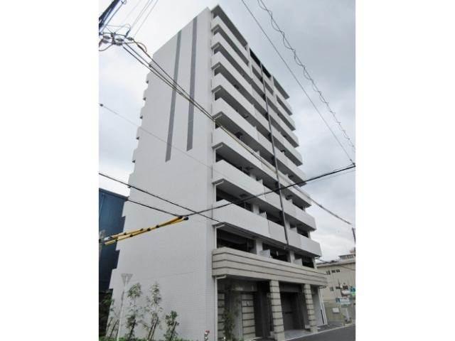 天王寺 徒歩10分3階1K 賃貸マンション