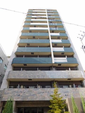 天王寺 徒歩7分8階1K 賃貸マンション