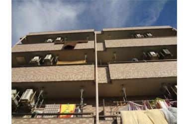 喜多見 徒歩26分 4階 3DK 賃貸マンション