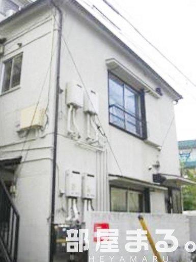 高円寺 徒歩4分 1階 1R 賃貸アパート