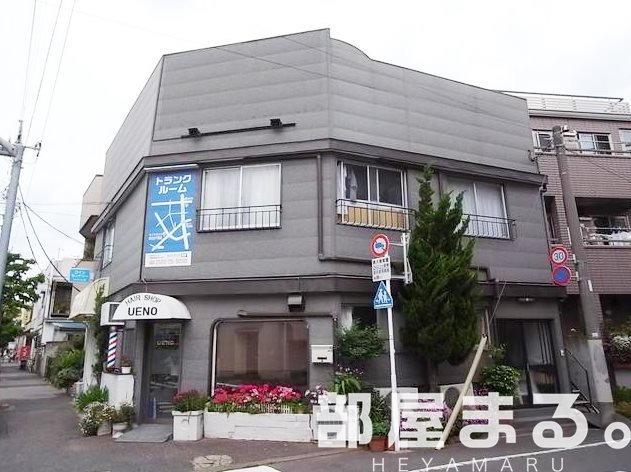 中目黒 徒歩23分 2階 1R 賃貸アパート