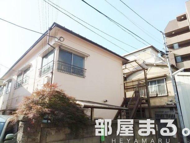 高田馬場 徒歩11分 2階 1R 賃貸アパート