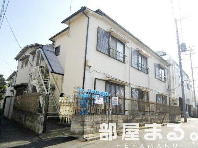 福田ハイツ 2階 1K 賃貸アパート