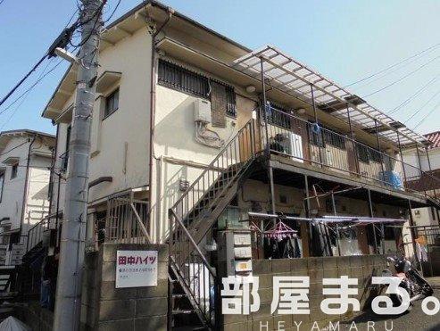 田中ハイツ 1階 1K 賃貸アパート
