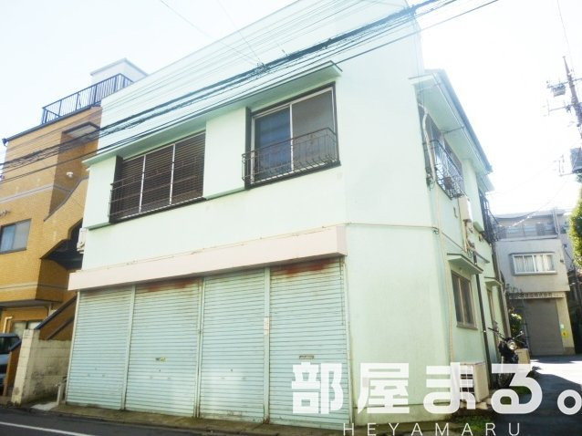 中目黒 徒歩9分2階1K 賃貸アパート