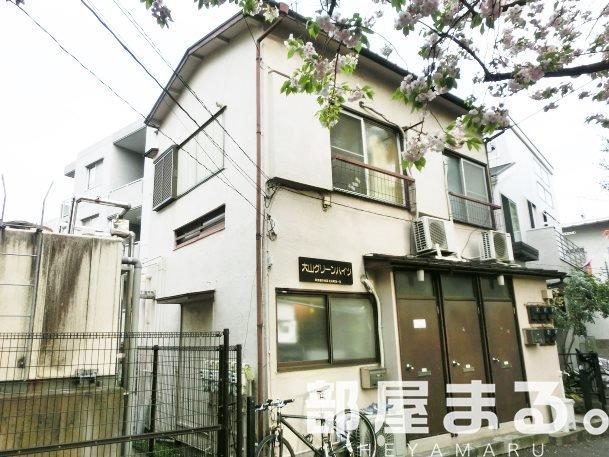 大山グリーンハイツ 2階 1R 賃貸アパート