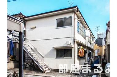 中目黒 徒歩10分1階1R 賃貸アパート