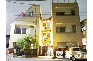 学芸大学 徒歩12分 3階 1R 賃貸アパート
